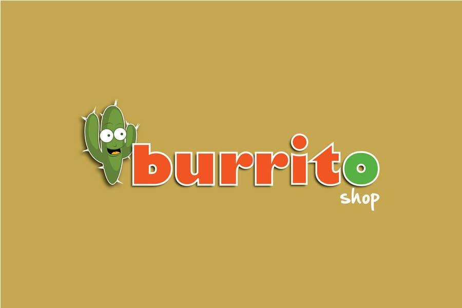 Proposition n°                                        88                                      du concours                                         Logo Design for burrito shop