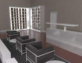 #19 для CGI Interior Design First Class Airline Lounge от Devane88