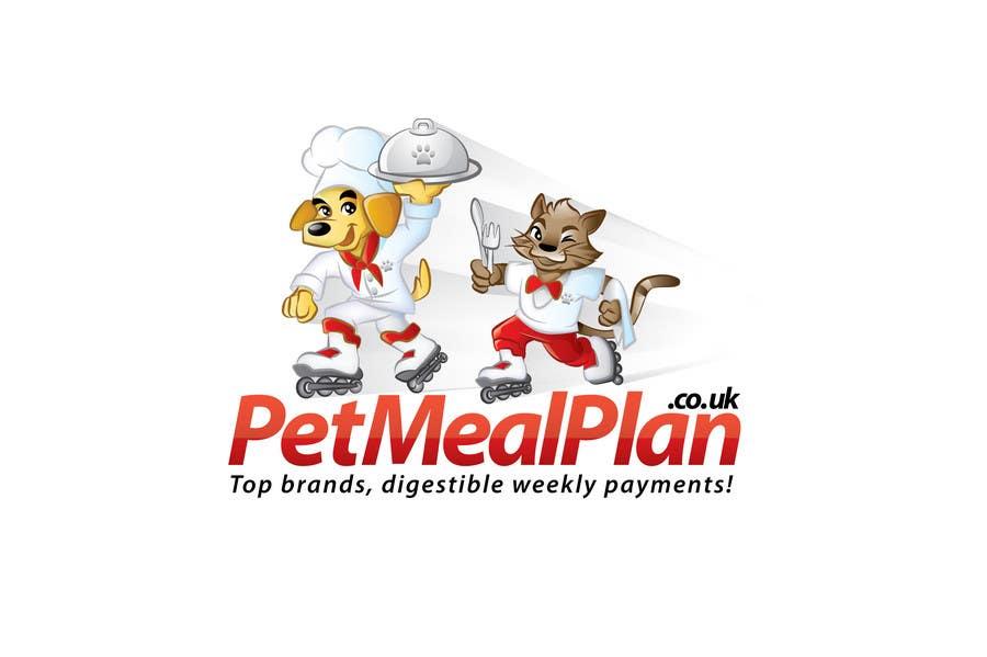 Inscrição nº                                         47                                      do Concurso para                                         Logo Design for PetMealPlan.co.uk
