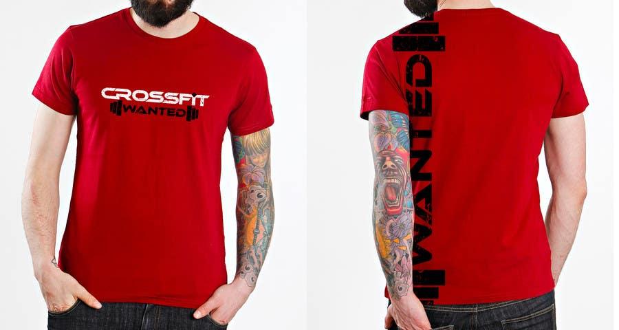 Bài tham dự cuộc thi #                                        122                                      cho                                         Design a Logo for CrossFit Wanted