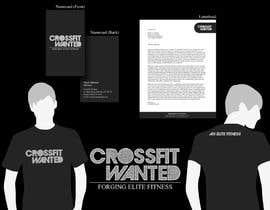 nº 23 pour Design a Logo for CrossFit Wanted par derekzephaniah