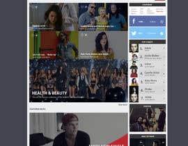 Nro 51 kilpailuun Design a Website Mockup käyttäjältä ohmyfunsite