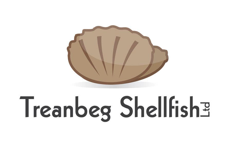Entri Kontes #80 untukLogo Design for Treanbeg Shellfish Ltd