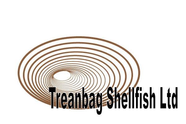 """Intrarea #38 pentru concursul """"Logo Design for Treanbeg Shellfish Ltd"""""""