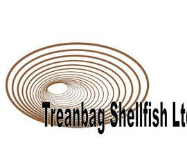 nº 38 pour Logo Design for Treanbeg Shellfish Ltd par lelongahsoh