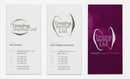 Contest Entry #15 for Logo Design for Treanbeg Shellfish Ltd