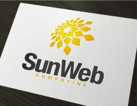 nº 8 pour Design a Logo for SunWeb Computing par sbelogd