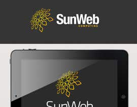 #34 for Design a Logo for SunWeb Computing by sbelogd