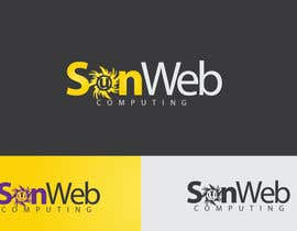 #40 para Design a Logo for SunWeb Computing por rimskik