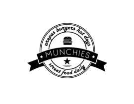 #46 untuk Munchies Restaurant Logo oleh BatJazzStudio