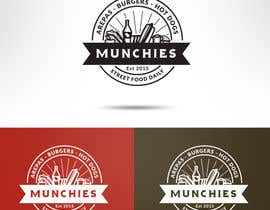 #43 untuk Munchies Restaurant Logo oleh Rroyal2013