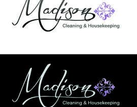 #20 untuk Design a Logo for Madison Cleaning and Housekeeping oleh asund