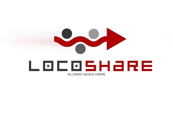 Bài tham dự cuộc thi #                                        1                                      cho                                         Design a Logo for a file sharing website