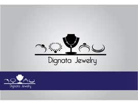 #115 for Design a Logo for Dignata Jewelry af sainil786