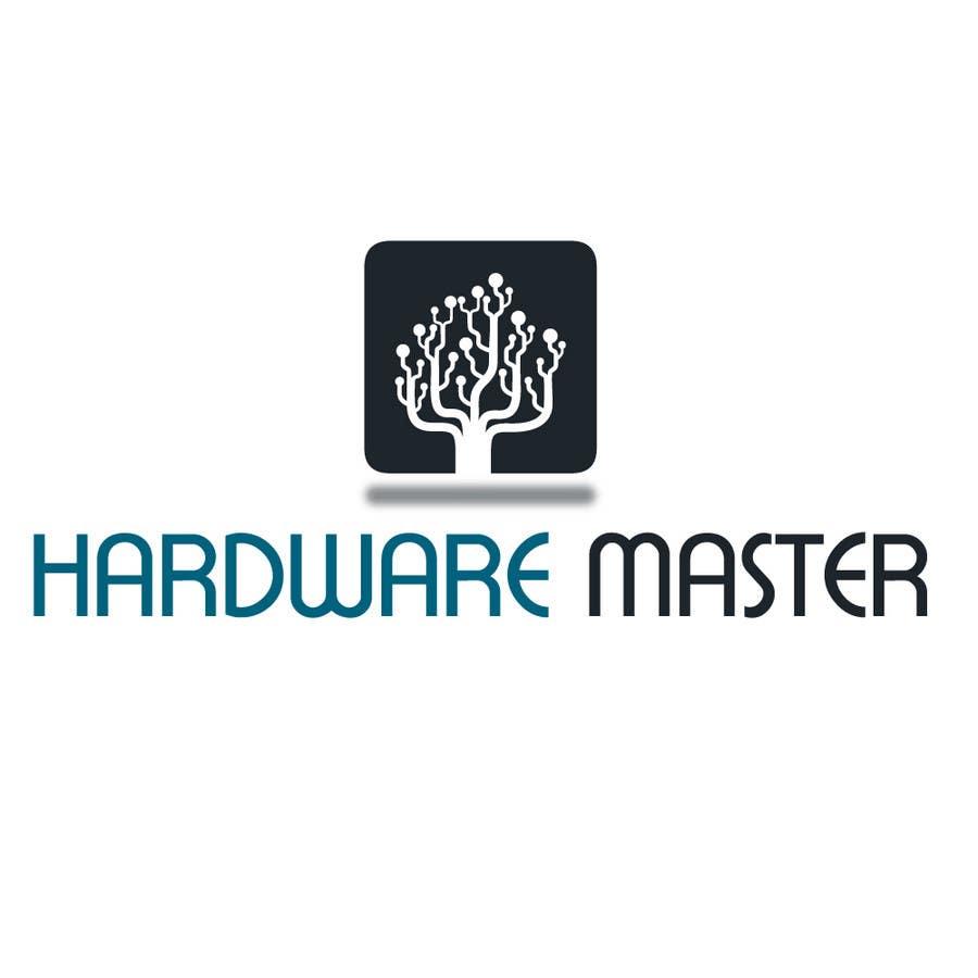 Konkurrenceindlæg #243 for Logo Design for Hardwaremaster