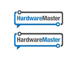 #289 for Logo Design for Hardwaremaster by multimediacorp