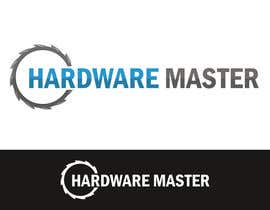 #208 para Logo Design for Hardwaremaster de Jevangood