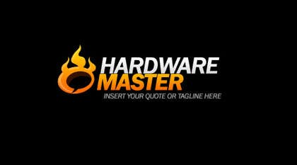 #21 para Logo Design for Hardwaremaster de ToddR