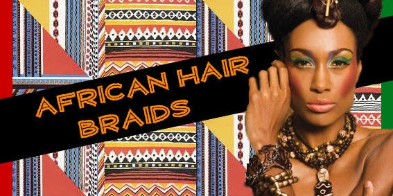 #6 for Design a Small Logo for www.AfricanHairBraids.com.au by JaideSpencer