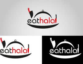 #43 for Design a Logo for Eat Halal af woow7