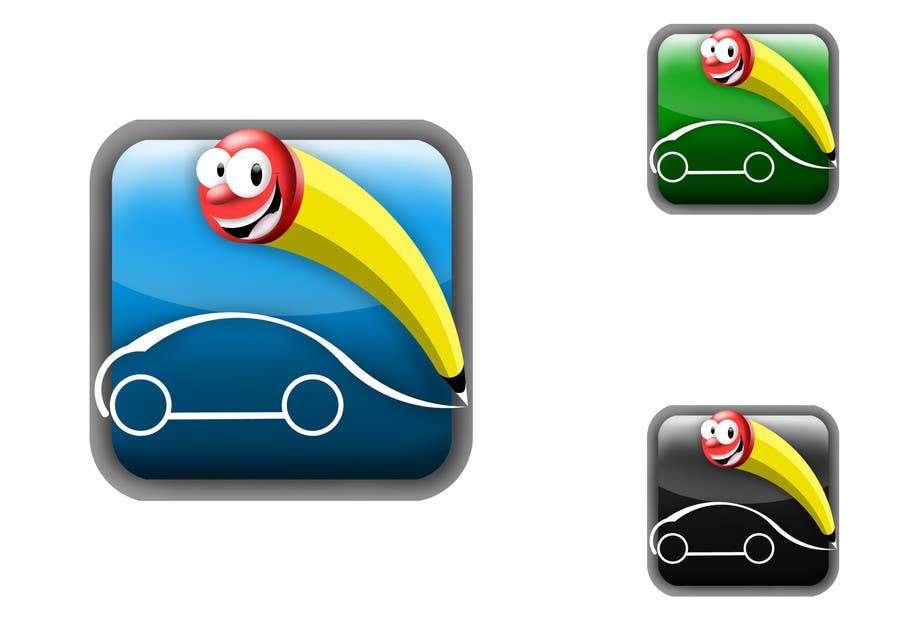 #349 for Design some Icons for Samsung Smart App Challenge 2013 by KhalfiOussama