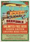 Proposition n° 9 du concours Graphic Design pour Design a Flyer for Beerbike