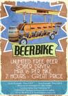 Proposition n° 2 du concours Graphic Design pour Design a Flyer for Beerbike