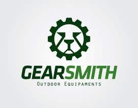 #17 for Gearsmith Logo by alissonvalentim