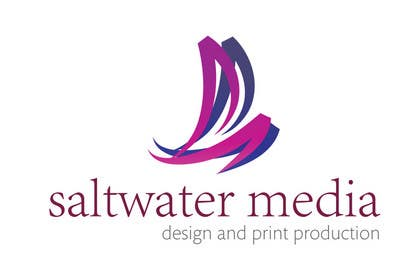 #19 for Saltwater Media - Printing & Design Firm af wadeMackintosh