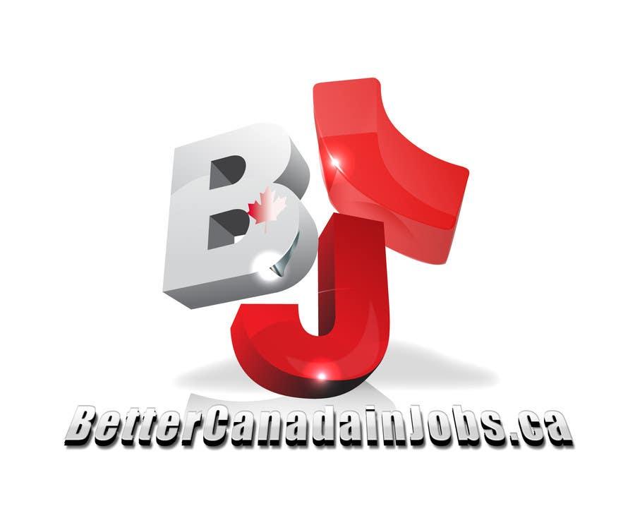 Proposition n°21 du concours Design a Logo for BetterCanadainJobs.ca