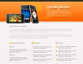 #26 cho Website Design for Appug.com, a new online messaging service (generic web page). bởi dragnoir