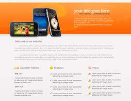 #27 cho Website Design for Appug.com, a new online messaging service (generic web page). bởi dragnoir