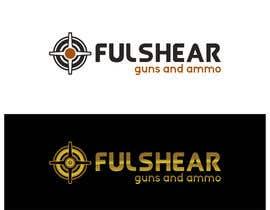 #133 for Need a Logo Designed for Gun Shop af dustu33