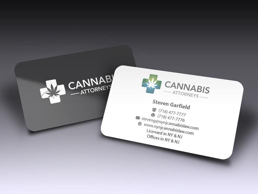 Entry #24 by angelacini for Marijuana law firm business design ...
