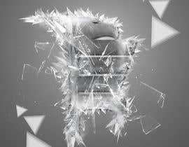 #34 para Music cover art and logo work por joeblackis17