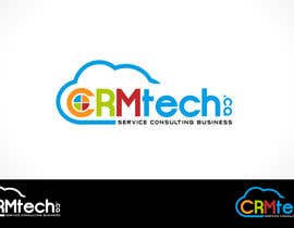 Cbox9 tarafından Design a Logo for CRM consulting business -- company name: CRMtech.ca için no 374