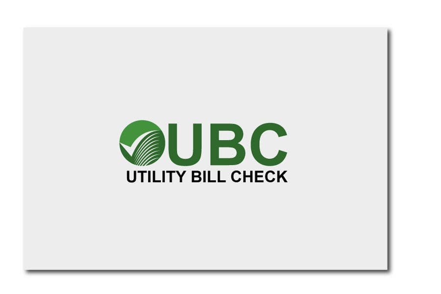 Konkurrenceindlæg #31 for Design a Logo for Utility Bill Check