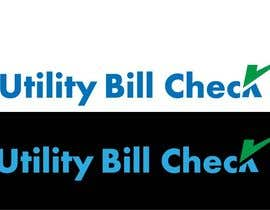 #57 cho Design a Logo for Utility Bill Check bởi creativeblack