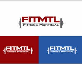 #139 para Design a Logo for Fit Mtl por rueldecastro