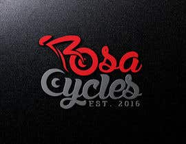 #126 for Create a Logo for Rosa Cycles ( Bicycle Shop ) by samehsos
