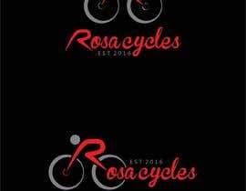 #138 for Create a Logo for Rosa Cycles ( Bicycle Shop ) by sawokecik28