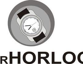 #16 untuk Ontwerp een Logo for a website which is a fashion site focussed on watches oleh arenadfx