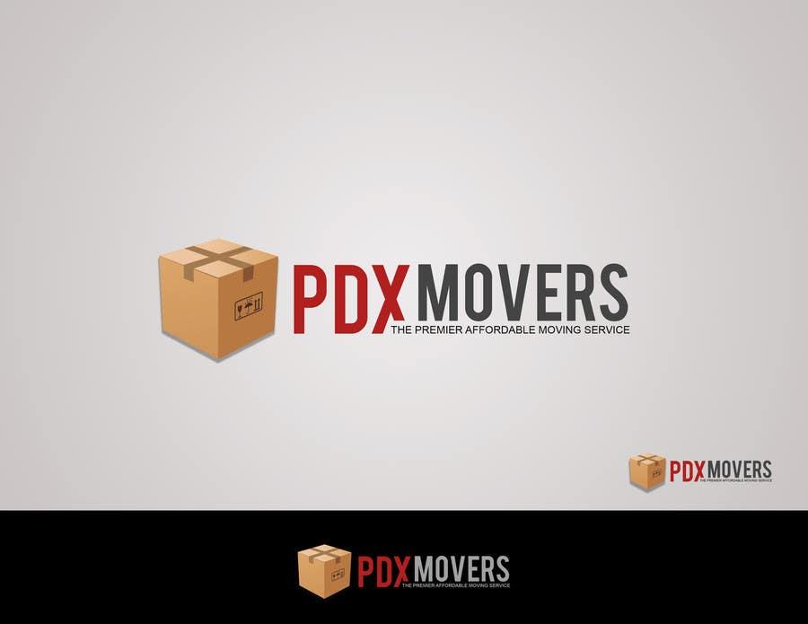 Bài tham dự cuộc thi #                                        68                                      cho                                         Design a Logo for pdxmovers.com