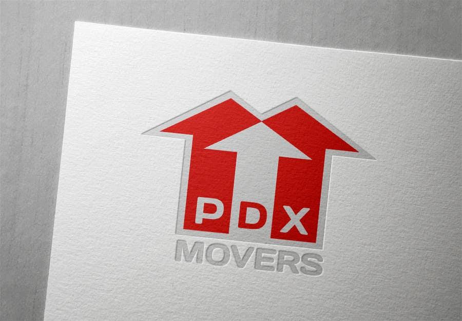 Bài tham dự cuộc thi #                                        72                                      cho                                         Design a Logo for pdxmovers.com