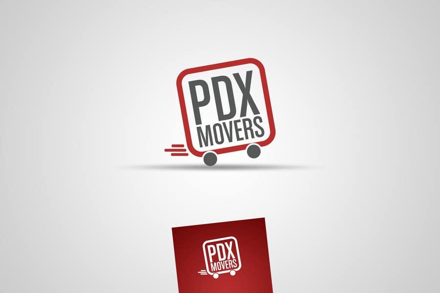 Bài tham dự cuộc thi #                                        50                                      cho                                         Design a Logo for pdxmovers.com