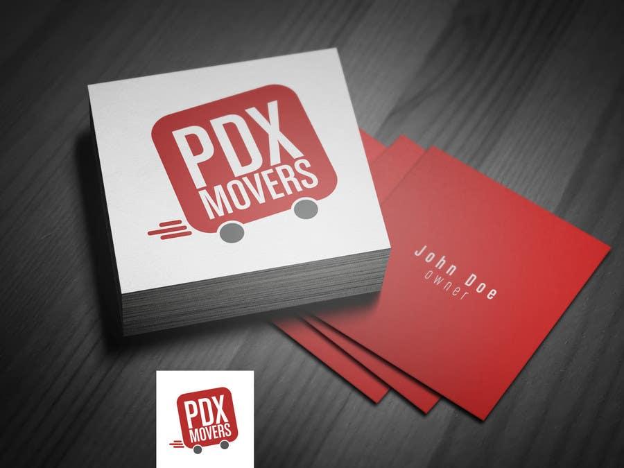 Bài tham dự cuộc thi #                                        66                                      cho                                         Design a Logo for pdxmovers.com