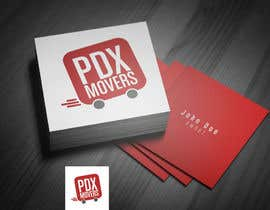 #66 for Design a Logo for pdxmovers.com af amauryguillen