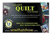 Graphic Design Inscrição do Concurso Nº70 para Graphic Design for SewThatsHow.com