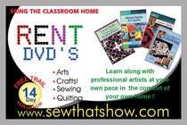 Graphic Design Inscrição do Concurso Nº69 para Graphic Design for SewThatsHow.com