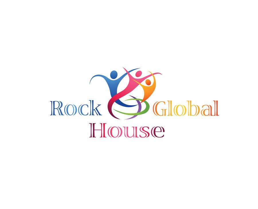 Konkurrenceindlæg #83 for Design a Logo for Rock House Global